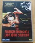 The Forbidden Photos of a lady above suspicion - DVD GIALLO