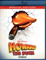 HOWARD THE DUCK Blu-ray - SciFi Komödie Marvel Ente G.Lucas