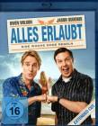 ALLES ERLAUBT Eine Woche ohne Regeln - Blu-ray Owen Wilson
