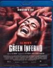 THE GREEN INFERNO Blu-ray - Kannibalen Abenteuer Horror Roth