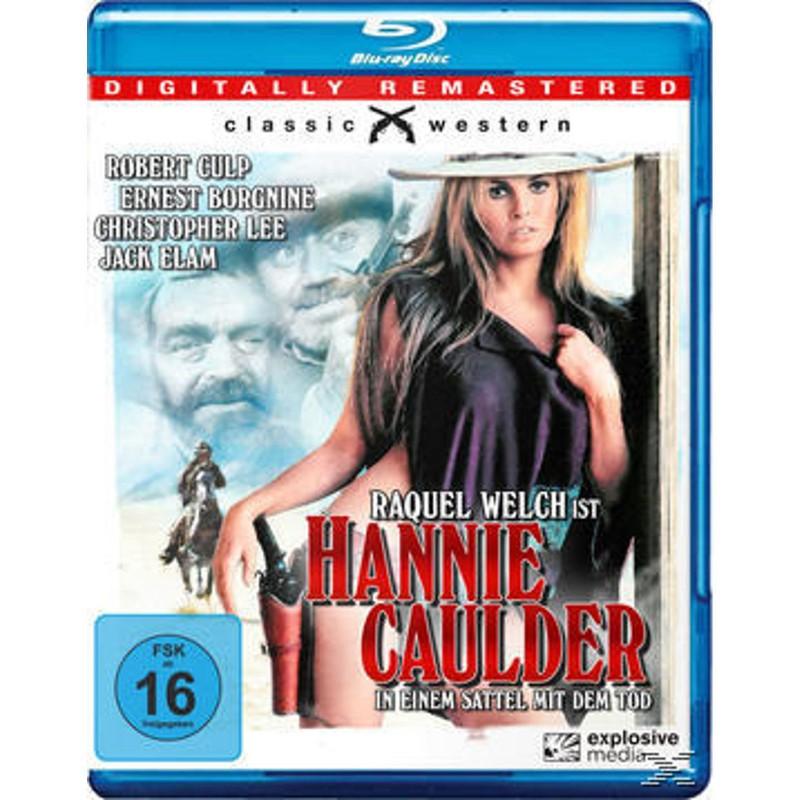 Hannie Caulder - In einem Sattel mit dem Tod Blu-ray Selten