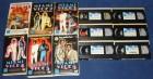 Miami Vice 1-6 VHS Don Johnson CIC Kult Serie 80er