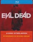 Evil Dead - Uncut 2-Disc Steelbook