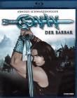 CONAN DER BARBAR Blu-ray - Arnold Schwarzenegger Klassiker