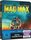 Mad Max: Fury Road - Limited Edition Steelbook Blu-ray NEU