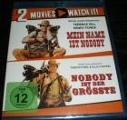 Mein Name ist Nobody & Nobody ist der Grösste  Blu-ray  Neu