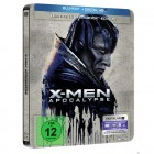 X-Men Apocalypse Blu-Ray Steelbook NEU