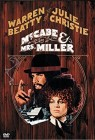 McCabe & Mrs. Miller *Western* Warren Beatty, Julie Christie