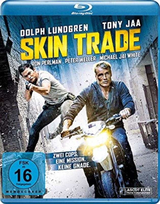 Skin Trade - Dolph Lundgren, Tony Jaa - Blu-ray NEU