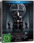 The Last Witch Hunter Vin Diesel Steelbook Blu-Ray NEU