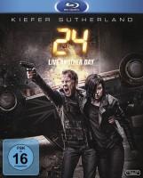 24 Live Another Day 9 Blu-Ray Kiefer Sutherland NEU Pappschu