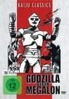 Kaiju Classics-Godzilla gegen Megalon- DVD