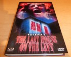 DVD The last house on the left - Wes Craven -uncut - limited