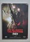 My Bloody Valentine 3D - Mediabook - Cover A - NEU/OVP