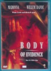 Body of Evidence DVD aus TV-Movie Original-Cover Nachdruck