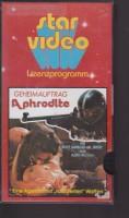 Geheimauftrag Aphrodite Star Video Glas