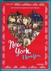 New York, I Love You - Ein kollektiver Liebesfilm DVD NEUW.