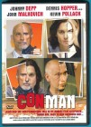 Conman DVD Johnny Depp, Dennis Hopper fast NEUWERTIG