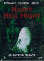 Mediabook - Happy Hell Night - 2Disc Lim Uncut Cover A