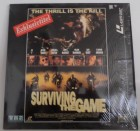 Surviving the Game  ( Laser disc)