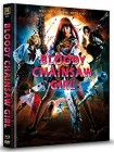 BLOODY CHAINSAW GIRL COVER A MEDIABOOK