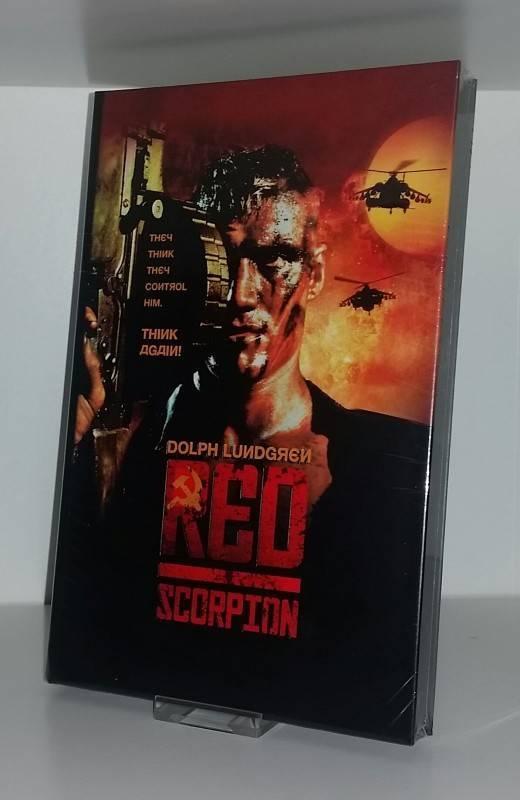 NAMELESS gr. HARTBOX - RED SCORPION Lim. 66 OVP