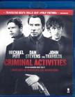 CRIMINAL ACTIVITIES Blu-ray - John Travolta Gauner Thriller