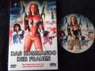 DAS KOMMANDO DER FRAUEN UNCUT DVD HARTBOX