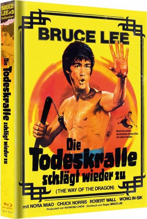 Die Todeskralle schlägt wieder zu (Bruce Lee / Mediabook)