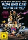 Mom und Dad retten die Welt DVD NEU & OVP Kult Sci-Fi