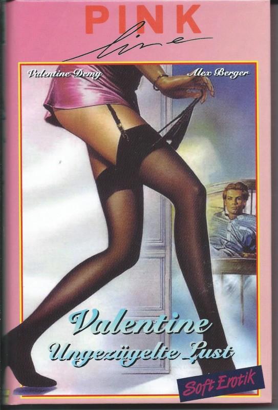 Valentine - Ungezügelte Lust - Große Hartbox - RAR