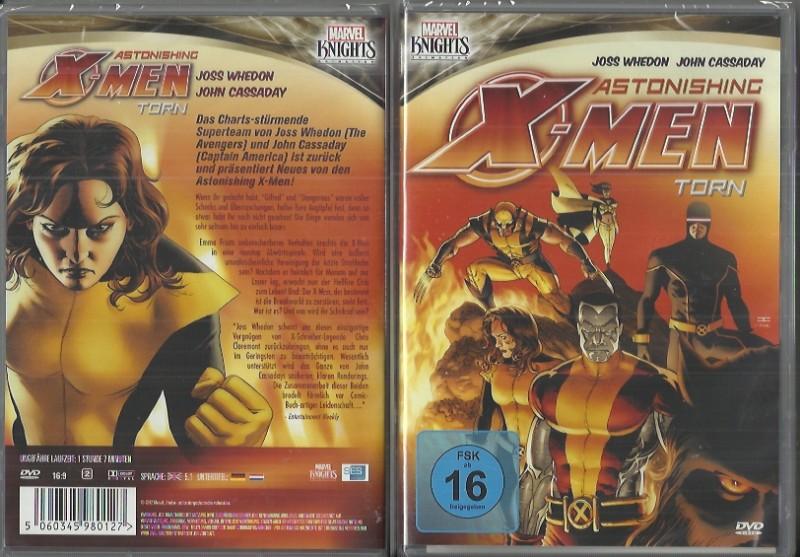 Marvel Knights - Astonishing X-Men - Torn (2904455,NEU)