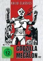 10x Kaiju Classics-Godzilla gegen Megalon- DVD