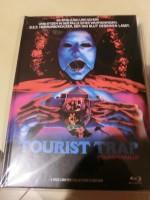 Tourist Trap  4-Disc Limited 84 Mediabook UNCUT  579/666