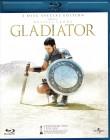GLADIATOR Blu-ray - Russel Crowe Ridley Scott 2-Disc Edition