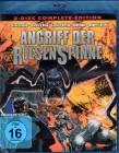 ANGRIFF DER RIESENSPINNE Blu-ray + DVD Tierhorror Klassiker