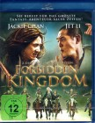 FORBIDDEN KINGDOM Blu-ray- Jackie Chan Jet Li 2-Disc Edition