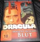 Dracula braucht frisches Blut  DVD