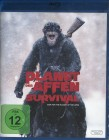Planet der Affen: Survival (Uncut / Blu-ray)