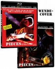 Pieces - Blu Ray - Uncut