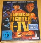 American Fighter II - Der Auftrag Blu-ray Neu & OVP
