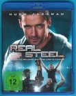 Real Steel Blu-ray Hugh Jackman, Dakota Goyo fast NEUWERTIG