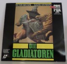 Die Gladiatoren - Pal- ( Laser disc)