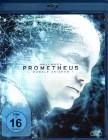 PROMETHEUS Dunkle Zeichen BLU-RAY Alien Prequel Ridley Scott