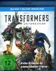 TRANSFORMERS 4 Ära des Untergangs - 2x Blu-ray Mark Wahlberg