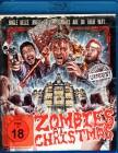 ZOMBIES AT CHRISTMAS  Blu-ray - Weihnachten Horror Spass