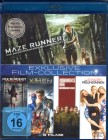 5x Blu-ray MAZE RUNNER Poltergeist X-MEN Monuments Men +