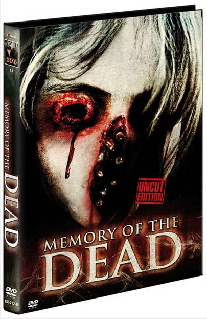 Memory of the Dead (DVD Mediabook B) NEU ab 1€