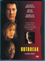 Outbreak - Lautlose Killer DVD Dustin Hoffman Disc NEUWERTIG
