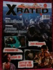 X-Rated Heft Ausgabe 55 September/Oktober 2010